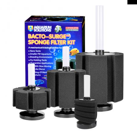 Hikari Bacto-Surge Sponge Filter - 75G