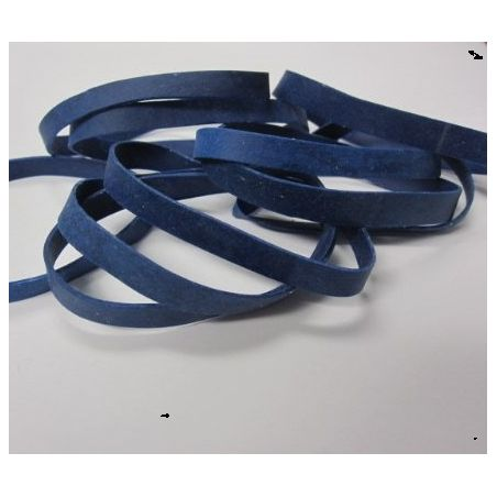 Rubber Bands size 62 Blue Platinum