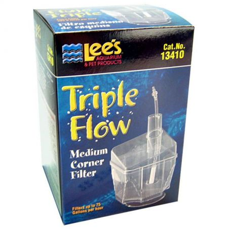 Lee's Corner Filter Med Triple Flow