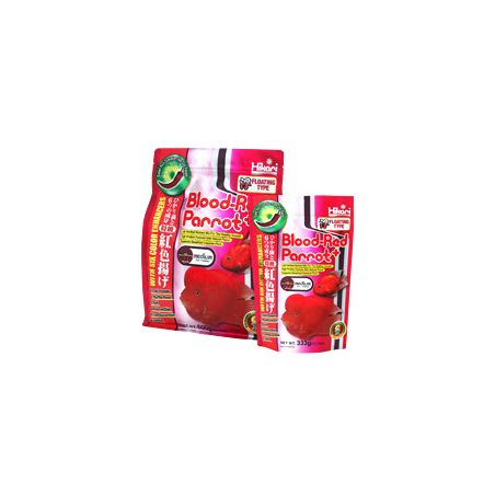 Hikari Blood- Red Parrot 11.7oz 2.5~2.8