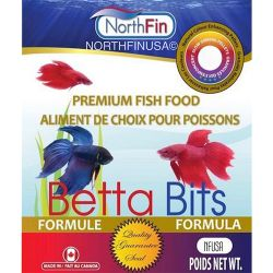 NorthFin Betta Bits (1mm) 20g