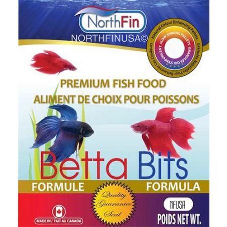 NorthFin Betta Bits (1mm) 20g