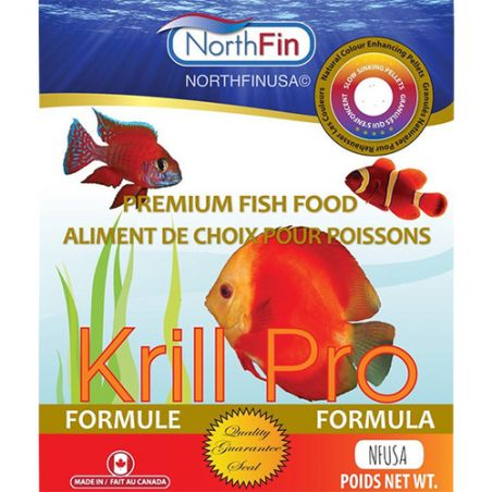 NorthFin Krill Pro (2mm) 500g